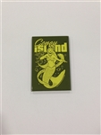 coney island Magnet with Mermaid [GREEN]