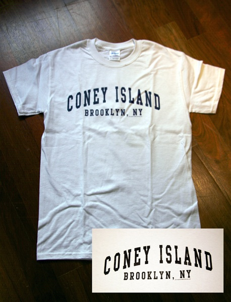f8fe540a1 Coney Island Mens T Shirt with