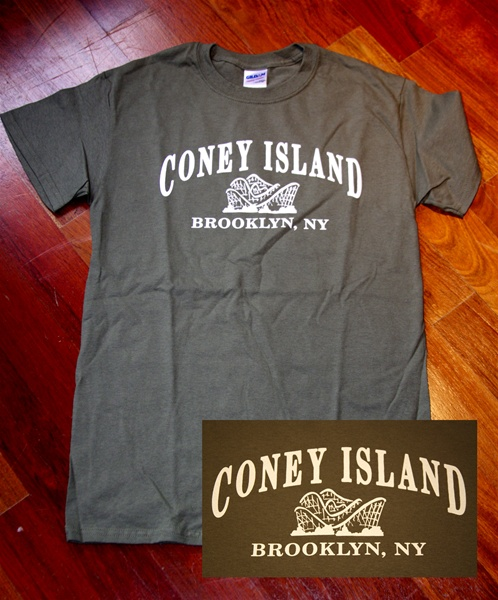 6f061b67d Coney Island Mens T Shirt with