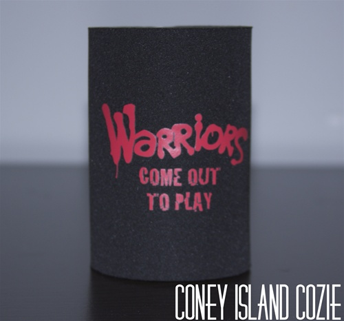 coney island can Cozie with Warriors [Black]